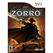 Destiny of Zorro - Nintendo Wii