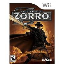 Destiny of Zorro - Nintendo Wii
