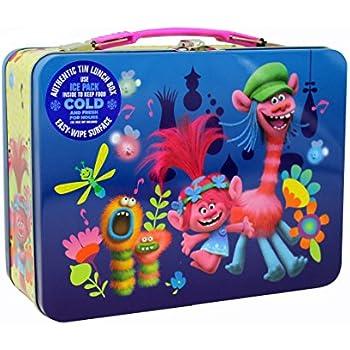 The Tin Box Company 294707 Classic Lunchbox