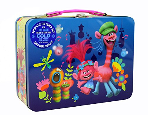 The Tin Box Company 294707 Classic Lunchbox