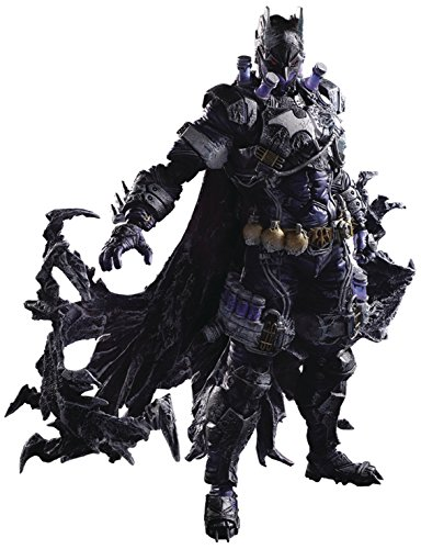 Arts Action Figure Play 2 (Square Enix DC Comics Variant Play Arts Kai Batman Rogues Gallery Mr. Freeze Action Figure)
