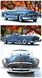 1/24 Scale 1953 Buick Skylark Convertible by the Danbury Mint