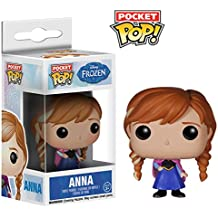 Funko Pocket Pop Disney Frozen Anna Vinyl Action Figure Collectible Toy, 4920