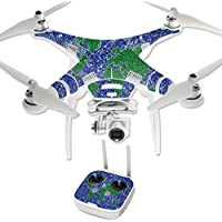 Skin For DJI Phantom 3 Professional – Bling World | MightySkins Protective, Durable, and Unique Vinyl Decal wrap cover | Easy To Apply, Remove, and Change Styles | Made in the USA