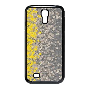 Specialdiy Samsung Galaxy S4 case covers Sunshine Rug, Printed Colour Palette case covers Zachcolo, zstEEETp0R1 {Black}