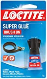 Tools & Hardware : Loctite 852882 Brush On Liquid Super Glue