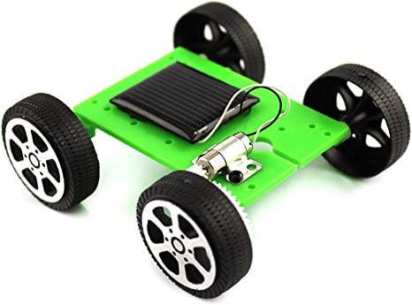 DIY Montar Juguete Set Coche de energía Solar como Kit Educativo ...
