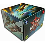 Star Realms: FLIP Box, Includes MERCENARY GARRISON Promo Card -Holds an entire Set!