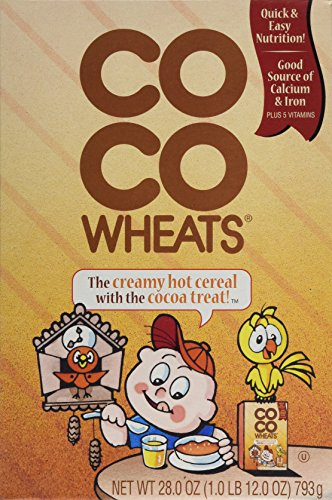 - Coco Wheats Hot Cereal 28 oz - 3 Unit Pack