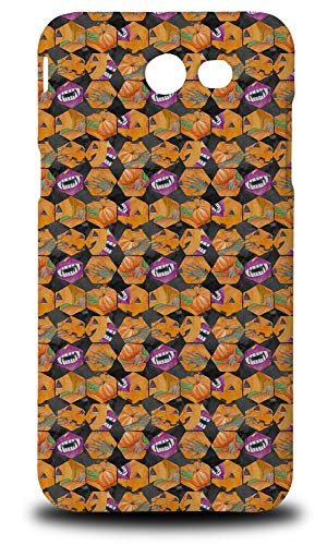 Halloween Pattern 1 Hard Phone Case Cover for