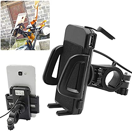 FidgetGear - Soporte de Bicicleta para teléfono móvil, GPS y ...