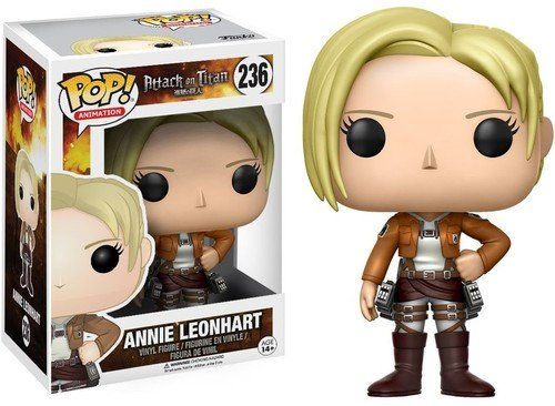 Funko Pop Animation: Attack on Titan - Annie Leonhart Vinyl