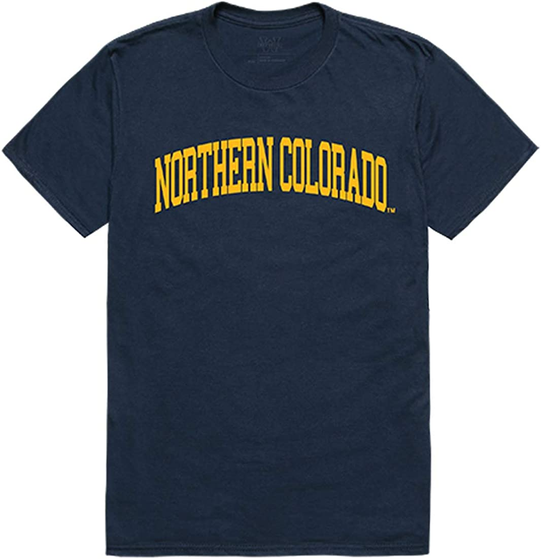 UNCO University of Northern Colorado NCAA College Tee t Shirt