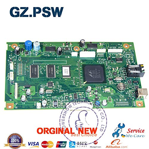Printer Parts Yoton Board PCA Board Q7529-60002 Q7529-60001 for HP Laserjet 3055 3055N 3055 HP3055 HP3055N Series - (Color: Sceond Hand)