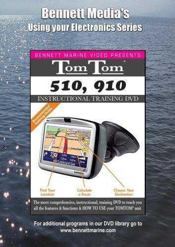 TOMTOM 510/910 GPS INSTRUCTION GUIDE