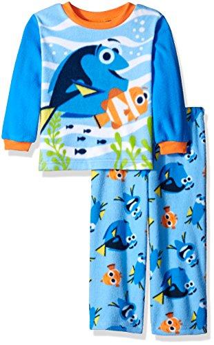 Disney Boys Finding Dory 2-Piece Fleece Pajama Set