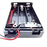 Waykino 6PCS 3 X 1.5V AA Battery Case Holder
