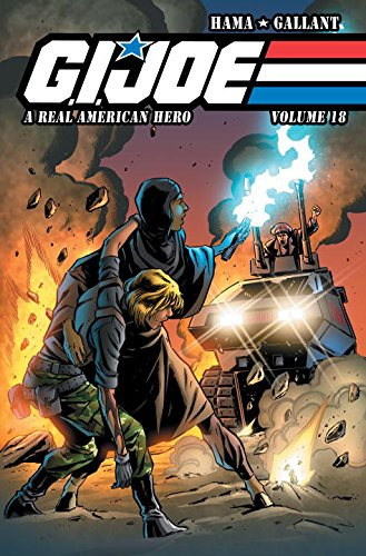G.I. JOE: A Real American Hero, Vol. 18