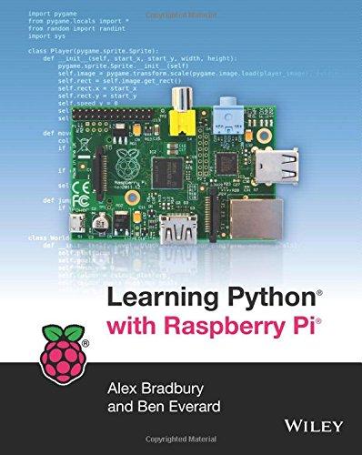 Learning Python with Raspberry Pi [Alex Bradbury - Ben Everard] (Tapa Blanda)