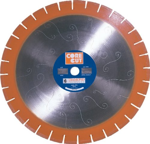 Diamond Products Core Cut 66664 14-Inch by 0.125 by 1-Inc...