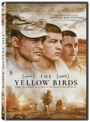 DVD : The Yellow Birds (Widescreen, Subtitled, Dolby, AC-3)