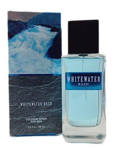 Bath and Body Works WhiteWater Rush Men's Cologne Spray, 3.4 Ounce