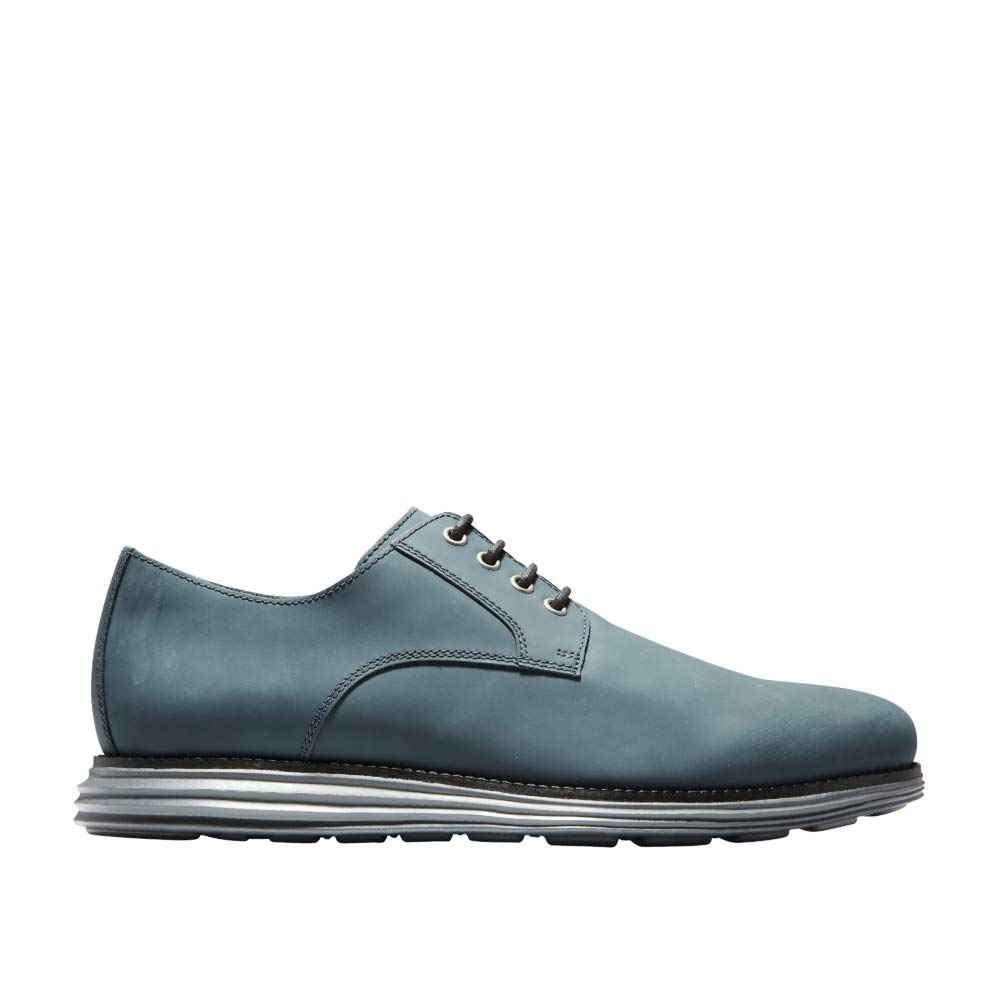 Cole Haan Mens OriginalGrand Plain Toe Oxford 11 Blueberry-Magnet