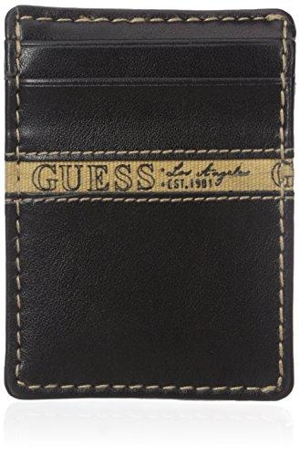 Guess Mens Montana Front Pocket Wallet