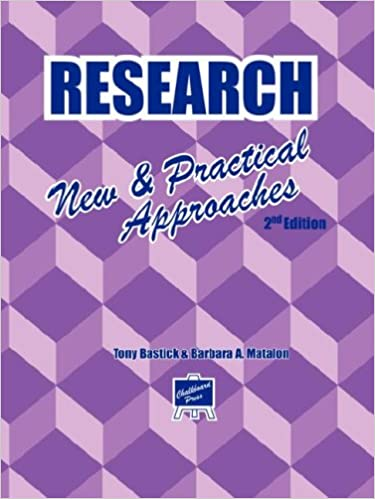 Research : New and practical approach /