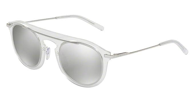 Amazon.com: anteojos de sol Dolce y Gabbana DG 2169 05/6G ...
