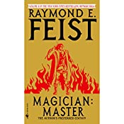 Magician: Master: Riftwar Cycle: The Riftwar Saga, Book 2 | Raymond Feist
