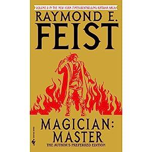 Magician: Master Hörbuch