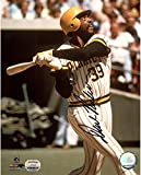 Dave Parker Pittsburgh Pirates Autographed 8'' x 10'' Pose with Bat Photograph - Fanatics Authentic Certified