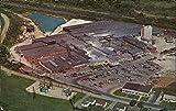 Aerial View of the Scio Pottery Company Scio, Ohio Original Vintage Postcard