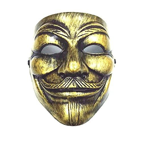 V for Vendetta Guy Mask Halloween
