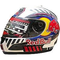 Motor crash modulaire helm Anti-condens opklapbare dubbele vizieren Motorcross-helmen Full Face Racing Motorcycle Red…