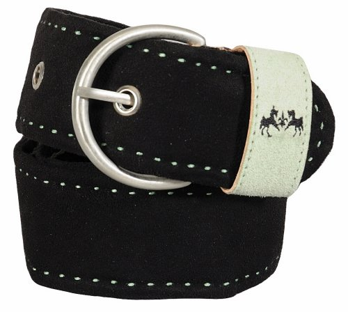 DILLON BELT, BLACK/JADE, S ()