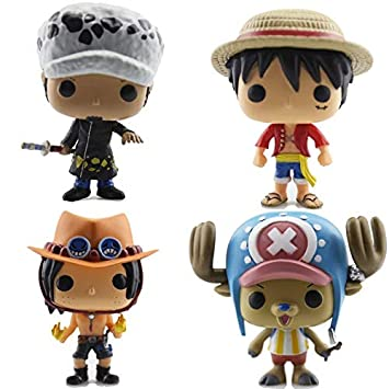 Amazon Com Bobble Head For Cars Japanese Anime One Piece