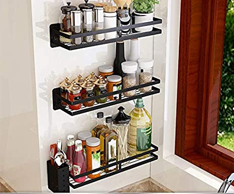 Amazon.com: Kitchen Storage Rack Holder Kitchenware Ideal ...