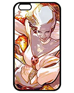 Best Anti-scratch And Shatterproof Emma Frost Of Christmas Phone Case For iPhone 6 Plus/ High Quality Tpu Case 4060399ZD490222914I6P