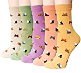 Womens Cute Funny Socks