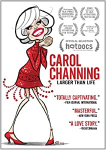 Carol Channing - Larger Than Life