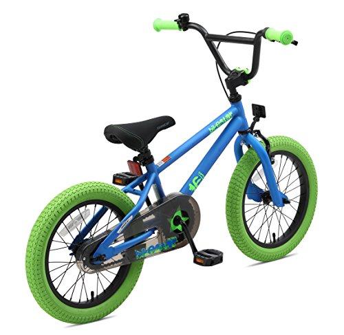 Bikestar Bicicletta Bambini 4 5 Anni Da 16 Pollici Bici Per Bambino Et Bambina Bmx Con Freno A Retropedale Et Freno A Mano