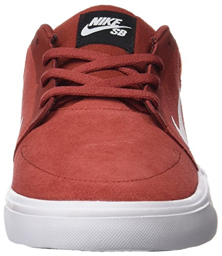 Black Portmore Dark White Cayenne Nike Sb Shoe p7SFCS