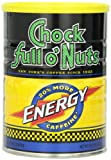 Chock full o'Nuts Coffee Energy Blend Ground, 10.5 Ounce