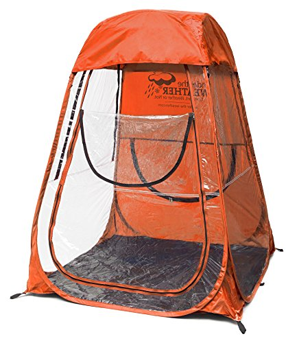 Under the Weather XL Pod, Orange, One Size