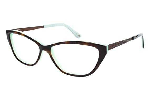 Amazon.com: Lulu Guinness L877 Womens Eyeglass Frames - Tortoise ...