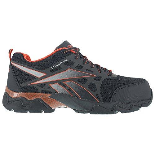 Zapatillas De Deporte Reebok Work Hombres Beamer Rb1061 Esd Athletic Black