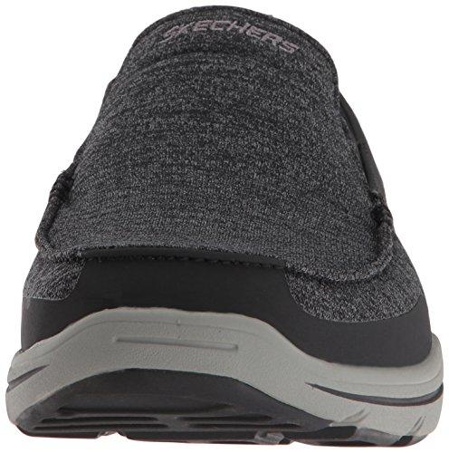 Zapatos para hombre, color Negro , marca SKECHERS, modelo Zapatos Para Hombre SKECHERS HARPER MOVEN Negro NEGRO