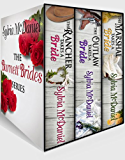 The Burnett Brides - A Western Historical Romance Series: Three Sons and a Matchmaking Mother (Books 1 - 3, Boxed Set)